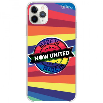 Capinha de Celular Made in Now United
