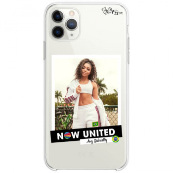 Capinha de Celular Now United Any Gabrielly