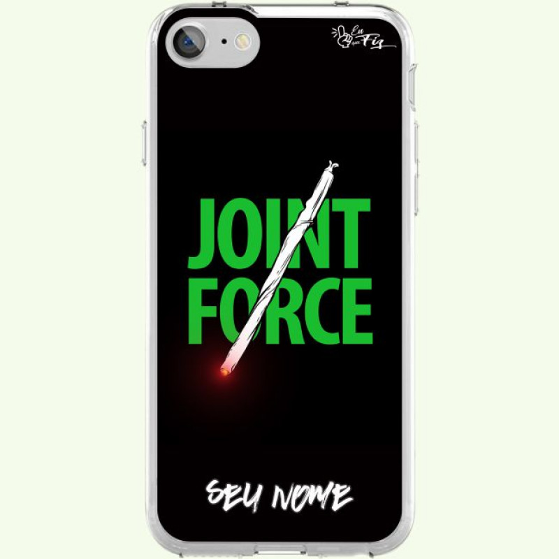 Capinha Personalizada com nome Joint Force