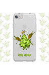 Capinha Personalizada com nome Weed Flying and Flowering